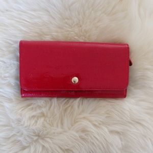 Hello Kitty San Rio wallet in red